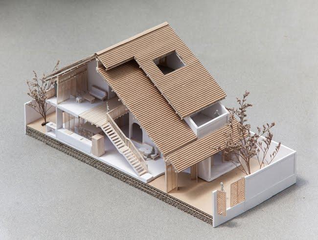 Kinh doanh - Biệt thự mái ngói ở TP.HCM gợi ý kiến trúc mới mẻ cho những căn nhà phố - 21