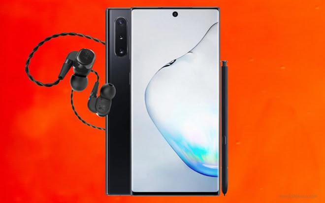 Galaxy Note 10 se 'len co' voi tai nghe khu tieng on day dang cap - 1