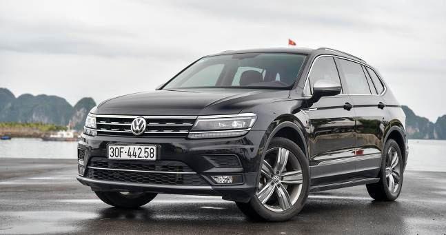 Volkswagen Tiguan Allspace Highline: SUV 7 cho dam chat duc - 1